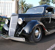 35 Ford Tudor by WildBillPho