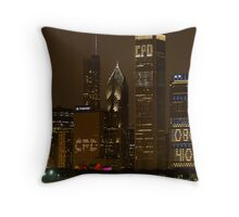 CPD Fallen Honored Throw Pillow