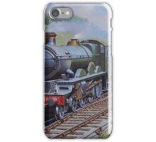 GWR  Saint at Flax Burton iPhone Case/Skin
