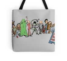 12th Doctor Audition Tote Bag