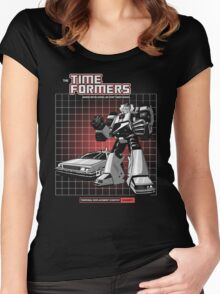 Gigawatt the Time Former Women's Fitted Scoop T-Shirt