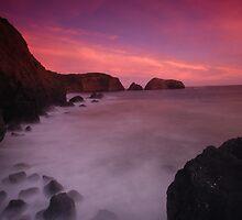 Rodeo Beach - Sausalito, CA by Devon Murphy