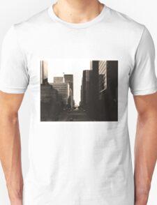 Downtown LA Flower Street Unisex T-Shirt