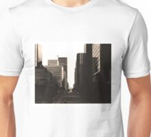 Downtown LA Flower Street Unisex T-Shirt