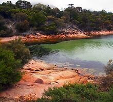 Beautiful Tasmania - the cove at Freycinet Lodge by georgieboy98