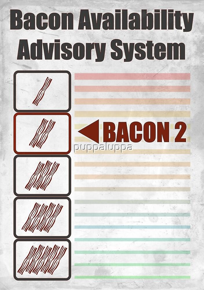 BACON 2 by puppaluppa