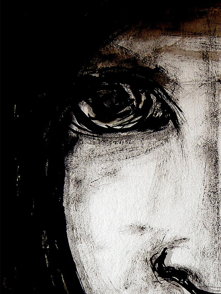 blind eye view... by banrai