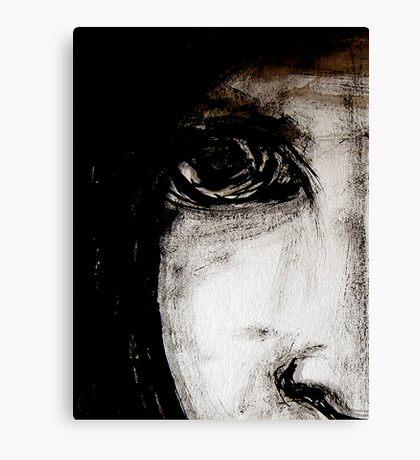 blind eye view... Canvas Print