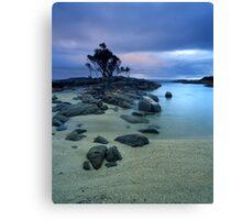 """Presence"" ∞ Binalong Bay, Tasmania - Australia Canvas Print"