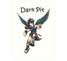 Kid Icarus: Uprising - Dark Pit Art Print