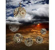 The Ageless Passage of Time Photographic Print