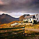 Skye Cottage by hebrideslight