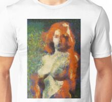AQ New Impression by Mary Bassett Unisex T-Shirt