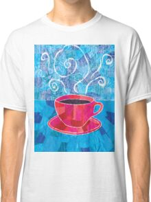 Cut and Paste and Run and Jump Coffee or Tea Classic T-Shirt