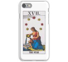 The Star Tarot iPhone Case/Skin