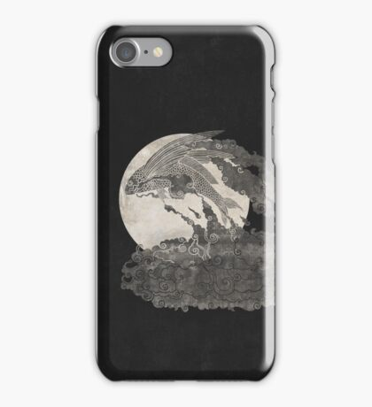 Ocean Moon  iPhone Case/Skin