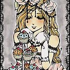 Cupcake Princess by yellowbee