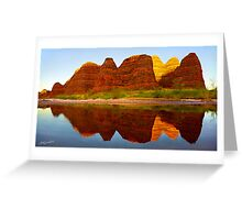 Picaninny Reflections Greeting Card