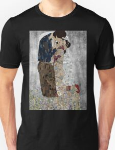 Han and Leias's the kiss Unisex T-Shirt