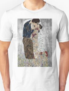 Han and Leias's the kiss T-Shirt