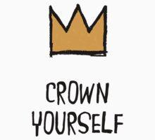 Crown Yourself Kids Tee