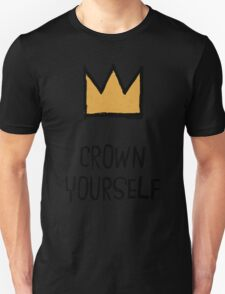 Crown Yourself Unisex T-Shirt