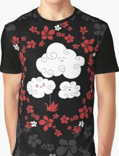Cute clouds Graphic T-Shirt