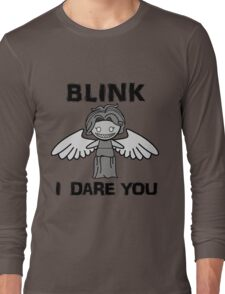 BLINK, I DARE YOU Long Sleeve T-Shirt