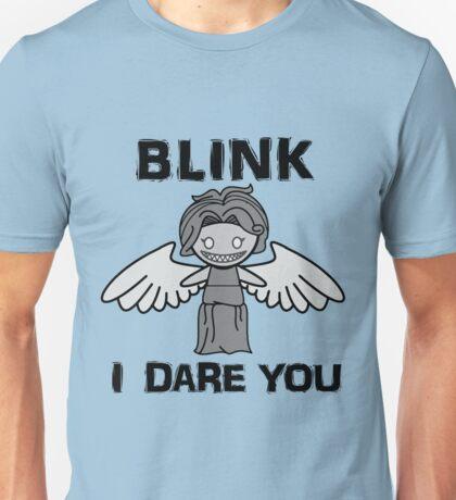 BLINK, I DARE YOU Unisex T-Shirt