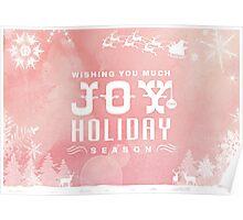 Wishing you Joy  Poster