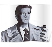 Special Agent Dale Cooper Poster
