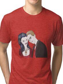 Love is Blood Tri-blend T-Shirt