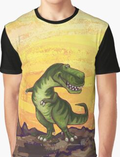 Animal Parade Tyrannosaurus Graphic T-Shirt