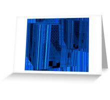 Building Blocks 6 Greeting Card