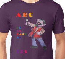 Count for Halloween Unisex T-Shirt