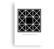 Design 92 Canvas Print