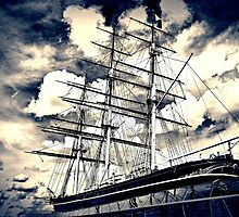 The Cutty Sark by Karen Martin IPA