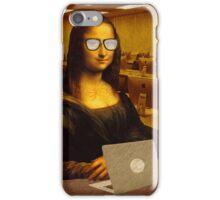Maco Lisa iPhone Case/Skin