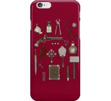 Vampires Beware iPhone Case/Skin