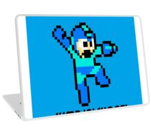 Megaman full cover Laptop Skin