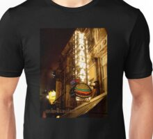 Broadway Burger Unisex T-Shirt