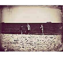 Family Time Photographic Print