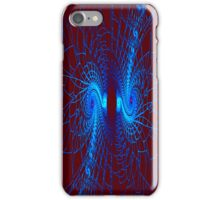 Seeing Through the Web iPhone case design iPhone Case/Skin