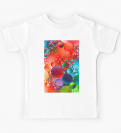 Oil and Water Kids Tee