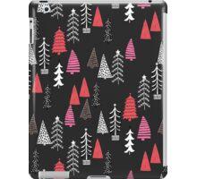 Christmas Forest - Dark by Andrea Lauren  iPad Case/Skin