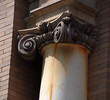 """""""A vertical shaft or.... by John Schneider"""