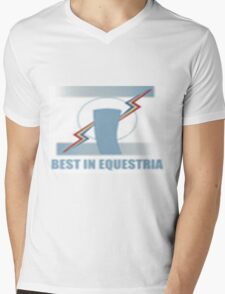 Best in Equestria! Mens V-Neck T-Shirt
