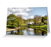 The River at Sawley Greeting Card