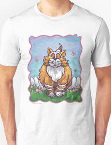 Animal Parade Ginger Cat T-Shirt