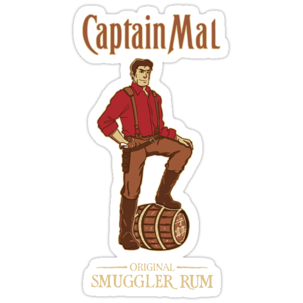 Smuggler Rum by TeeKetch